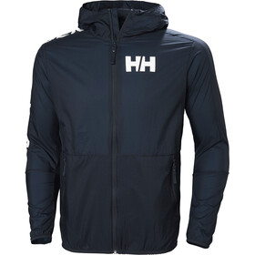 Helly Hansen M's Active Windbreaker Jacket Navy